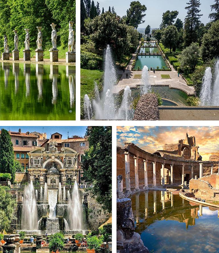 Villa Adriana Tivoli Rome